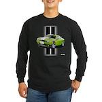 New Challenger Green Long Sleeve Dark T-Shirt