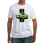 New Challenger Green Fitted T-Shirt