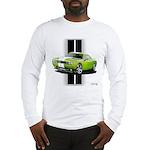 New Challenger Green Long Sleeve T-Shirt