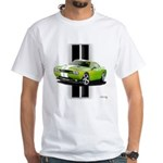 New Challenger Green White T-Shirt