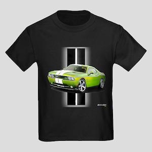 New Challenger Green Kids Dark T-Shirt