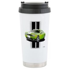 New Challenger Green Stainless Steel Travel Mug