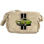 New Challenger Green Messenger Bag