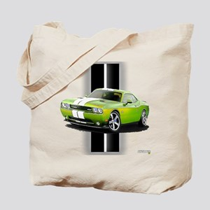New Challenger Green Tote Bag
