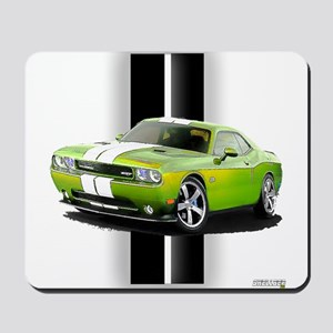 New Challenger Green Mousepad