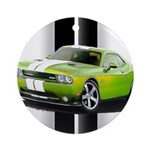 New Challenger Green Ornament (Round)