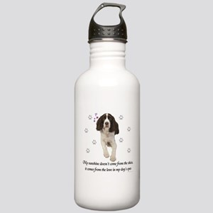 English Springer Spaniel Stainless Water Bottle 1.