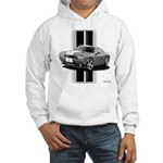 New Challenger Gray Hooded Sweatshirt