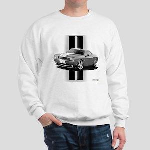 New Challenger Gray Sweatshirt
