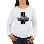 New Challenger Gray Women's Long Sleeve T-Shirt