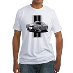 New Challenger Gray Fitted T-Shirt