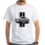 New Challenger Gray White T-Shirt