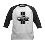 New Challenger Gray Kids Baseball Jersey
