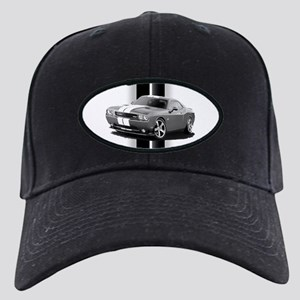New Challenger Gray Black Cap