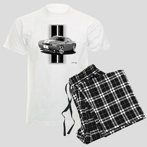 New Challenger Gray Men's Light Pajamas