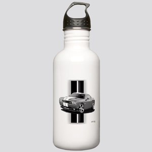 New Challenger Gray Stainless Water Bottle 1.0L