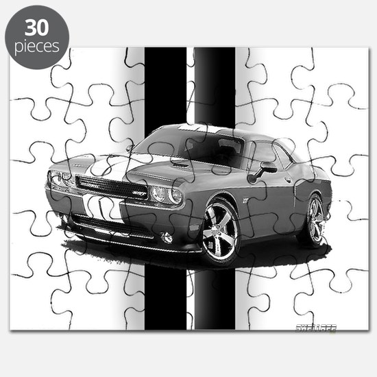 New Challenger Gray Puzzle