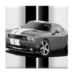 New Challenger Gray Tile Coaster