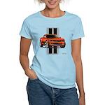 New Camaro Red Women's Light T-Shirt