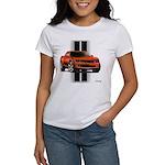 New Camaro Red Women's T-Shirt