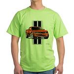 New Camaro Red Green T-Shirt