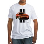 New Camaro Red Fitted T-Shirt