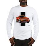 New Camaro Red Long Sleeve T-Shirt