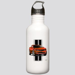 New Camaro Red Stainless Water Bottle 1.0L