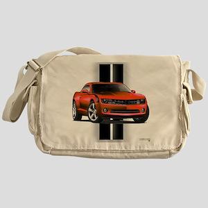 New Camaro Red Messenger Bag