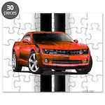 New Camaro Red Puzzle