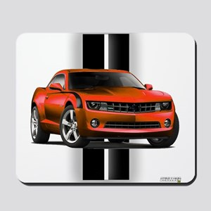 New Camaro Red Mousepad
