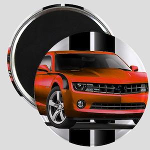 New Camaro Red Magnet