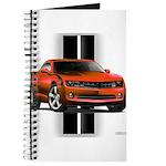 New Camaro Red Journal