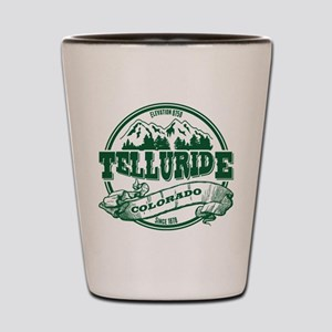 Telluride Old Circle 2 Shot Glass
