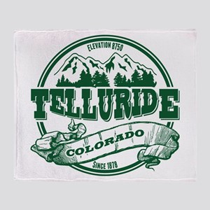 Telluride Old Circle 2 Throw Blanket