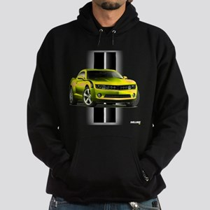 New Camaro Yellow Hoodie (dark)