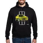 New Camaro Yellow Hoodie (dark)