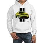 New Camaro Yellow Hooded Sweatshirt
