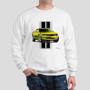 New Camaro Yellow Sweatshirt