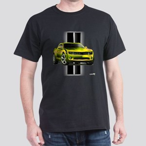 New Camaro Yellow Dark T-Shirt