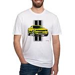 New Camaro Yellow Fitted T-Shirt