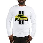 New Camaro Yellow Long Sleeve T-Shirt