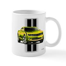 New Camaro Yellow Mug