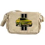New Camaro Yellow Messenger Bag