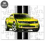New Camaro Yellow Puzzle