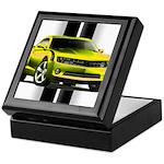 New Camaro Yellow Keepsake Box