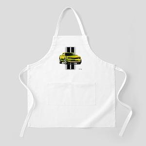 New Camaro Yellow Apron