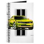 New Camaro Yellow Journal