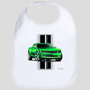 New Camaro Green Bib