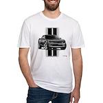 New Camaro Gray Fitted T-Shirt
